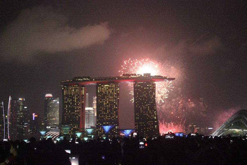 singapore celebrates national day