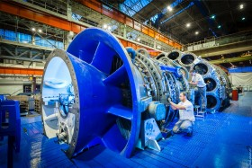 ge announces 30000 operating hours for ha gas turbines
