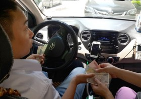 Uber and Grab drivers suddenly up to neck in tax arrears
