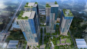 New gem of downtown Hanoi investment wave: 5 Seasons condotel