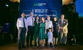 language link launches international franchise system