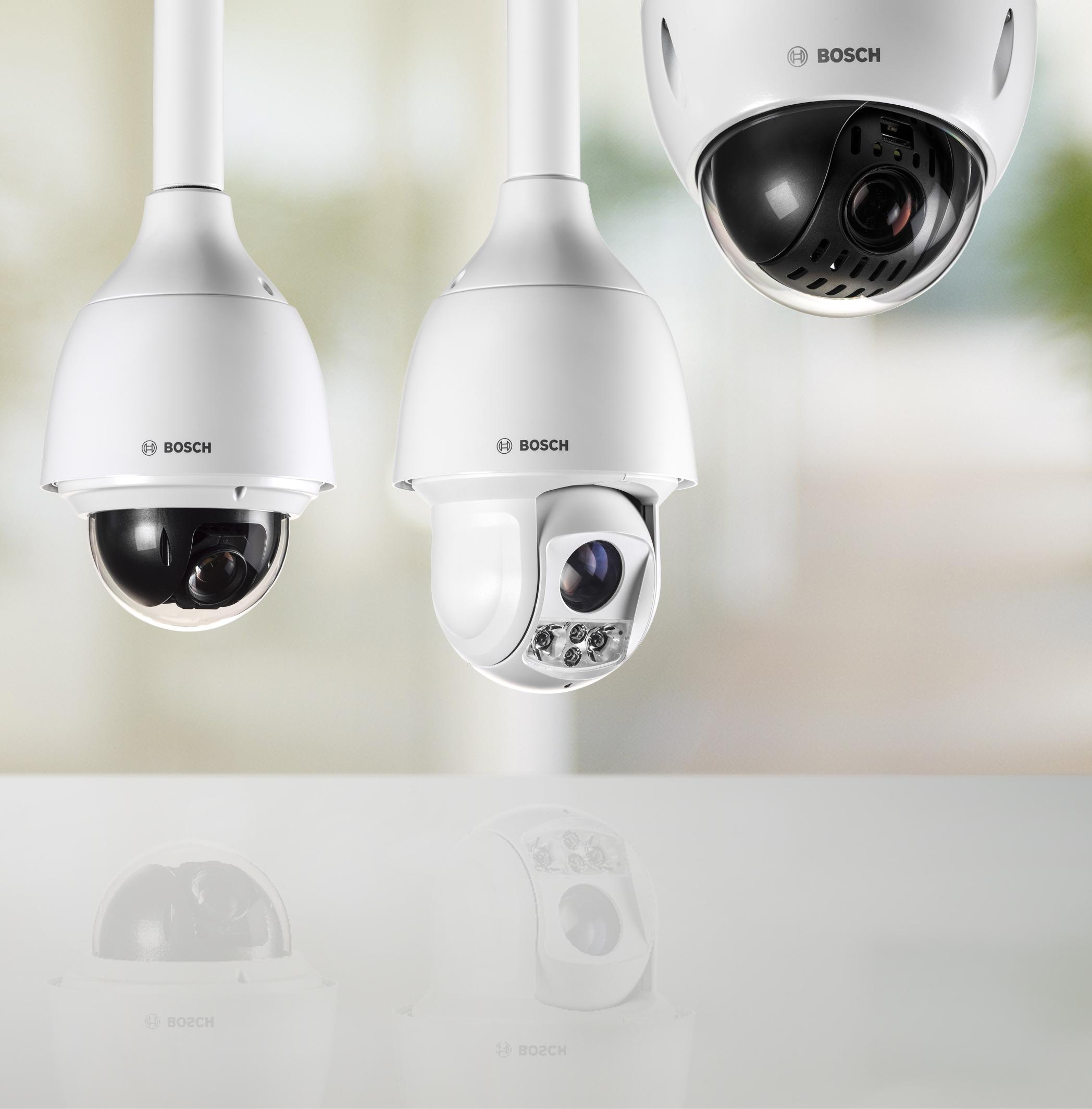 Bosch extends surveillance camera application beyond security