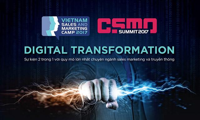 VSMCamp 2017: zooming in on digital revolution