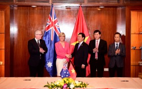 australia supports womens economic empowerment in vietnam