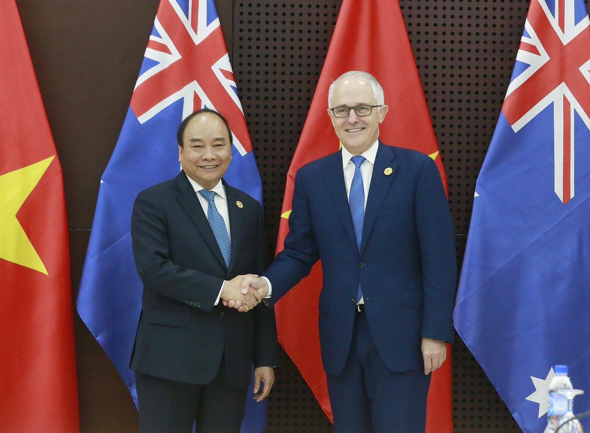 Vietnam and Australia upgrade ties to strategic partnership