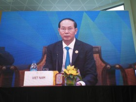 vietnam offers commitments to beef up apec co operation