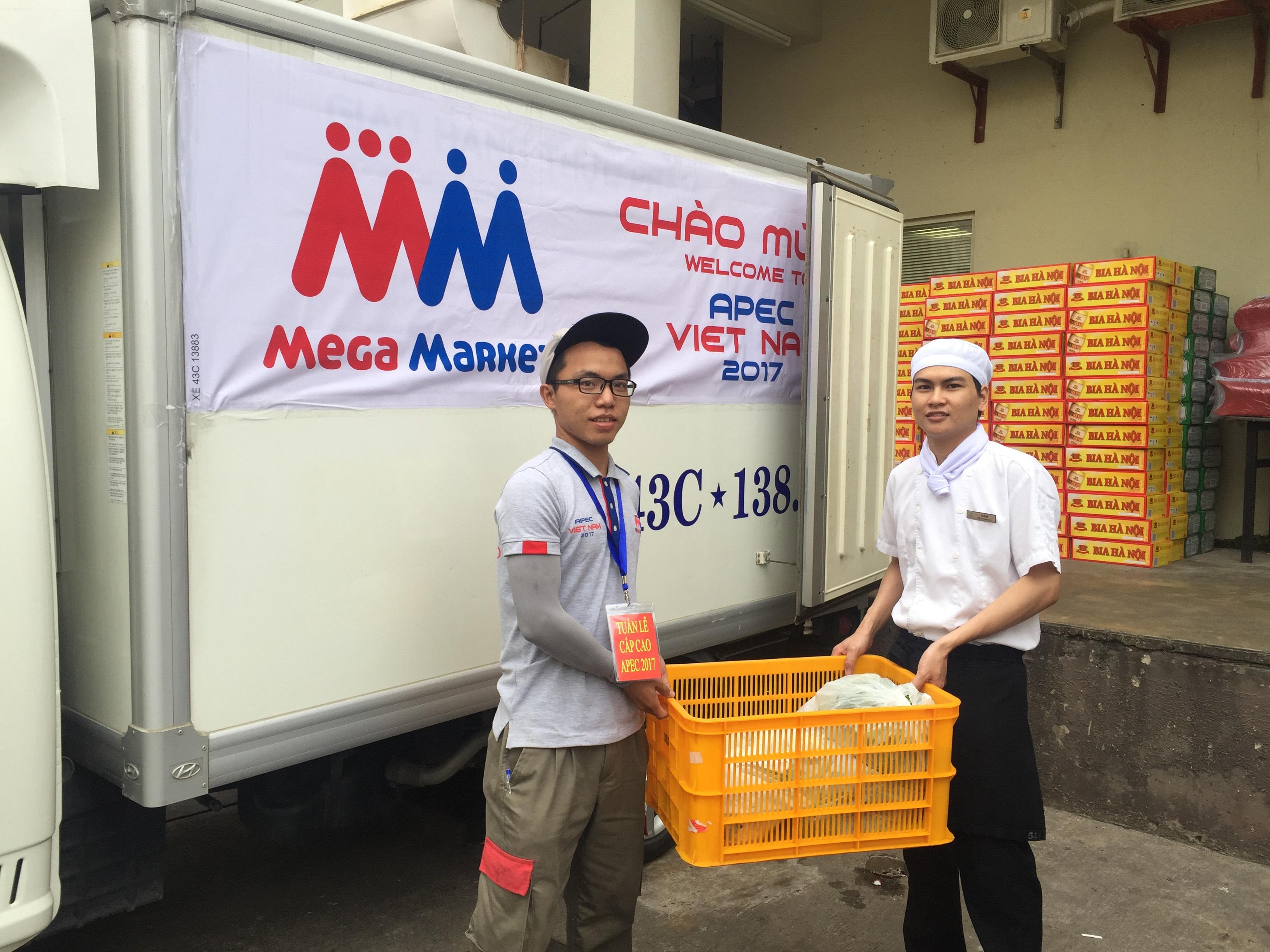 MM Mega Market to provide more than 50 tonnes of foodstuff for APEC