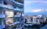 Live in luxury: Sky Villas towering over Ho Chi Minh City