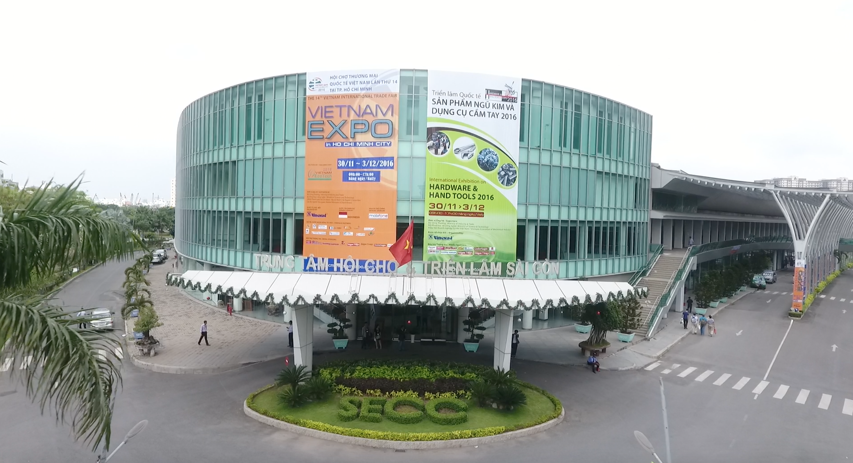 vietnam expo 2017 the land of business opportunities