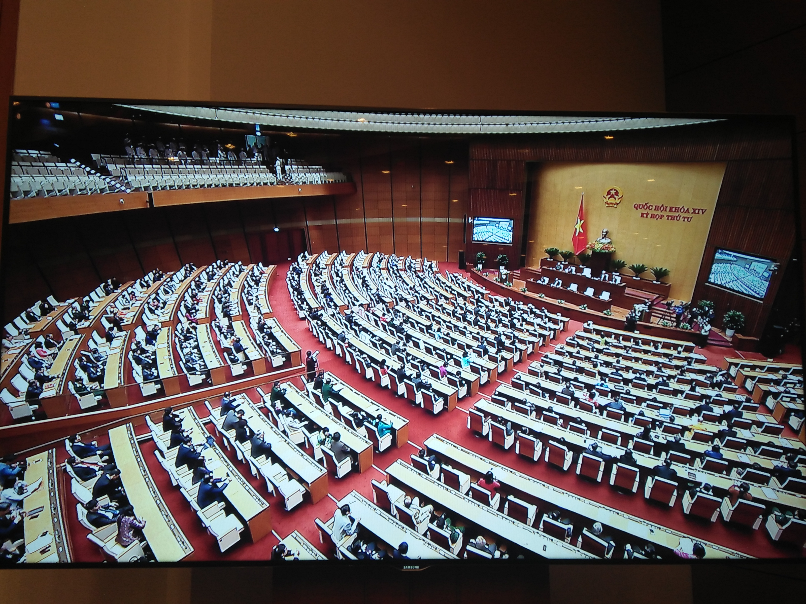 national assembly wrapped up with big laws