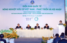 th group supporting vietnams organic agricultural development