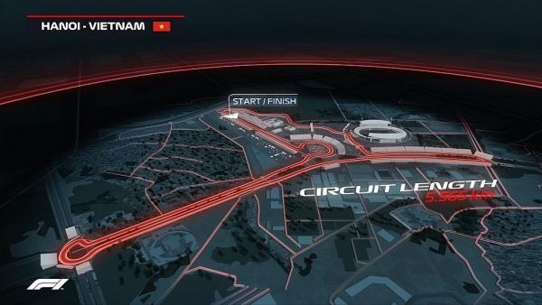 hanoi rushes to build f1 racing circuit