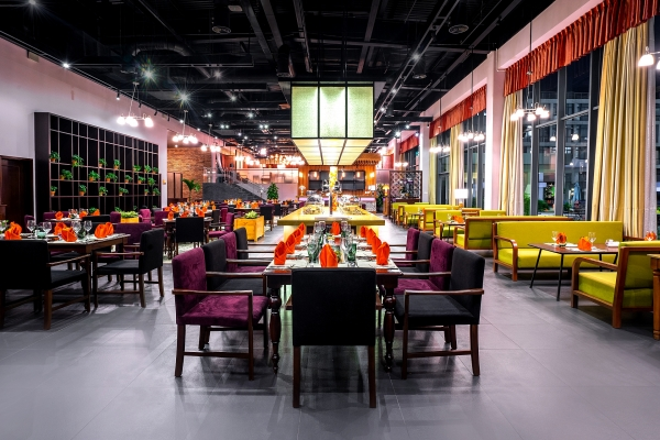 taste restaurant premieres at becamex hotel new city