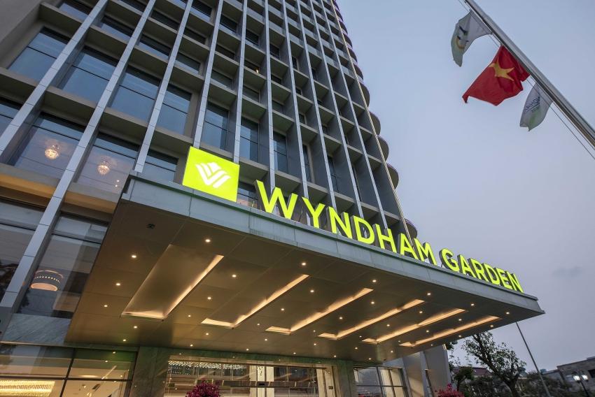 wyndham garden debuts in vietnams capital city