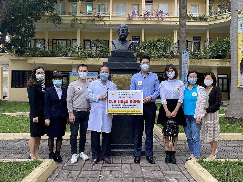public supports helps vietnam stay strong in fight against covid 19