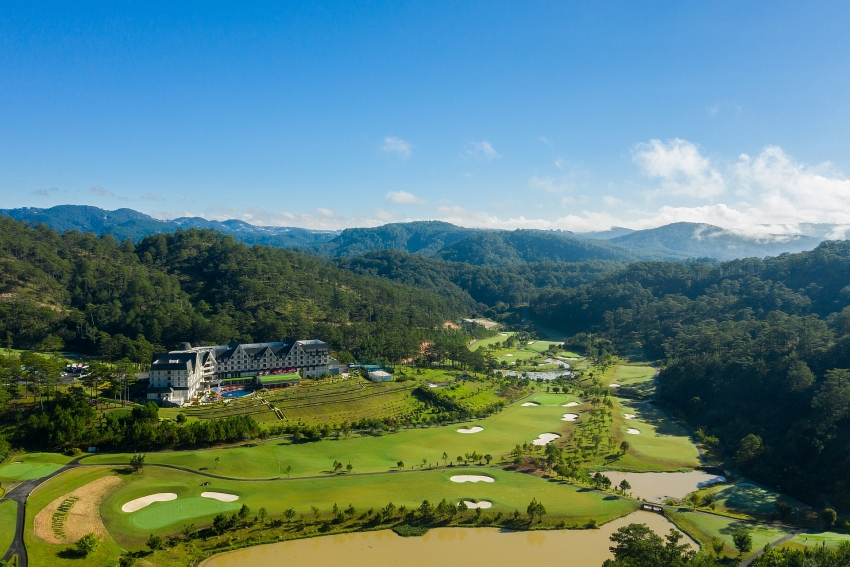 sam tuyen lam golf resort ready for its 2020 loyalty tournament