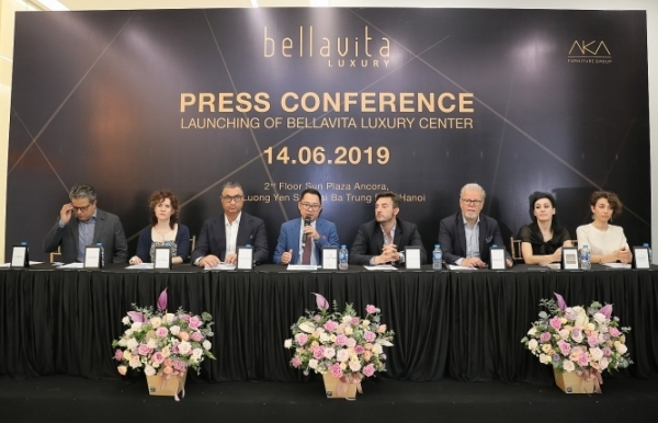 bellavita luxury a bouquet of exquisite furniture to blossom in hanoi