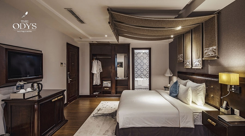 summer discount at the odys boutique hotel