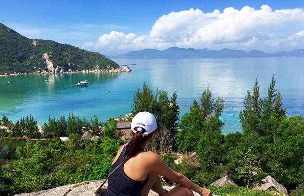 lalya ninh van bay ideal summer getaway