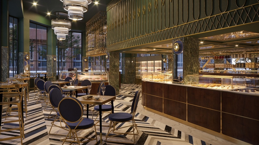 french flair at new brodard brasserie in ho chi minh city