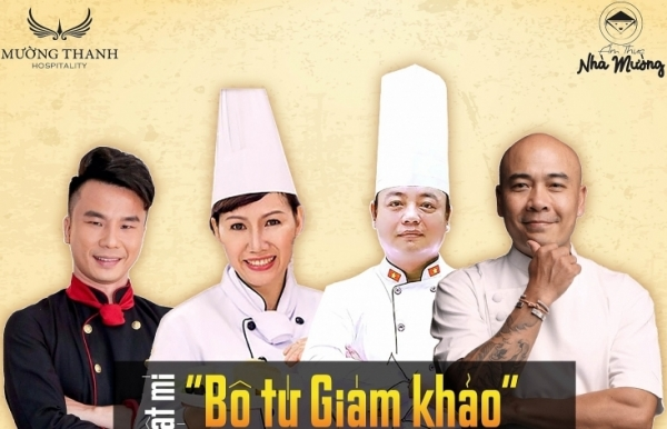 muong thanh hospitality to organise house of muong culinary contest