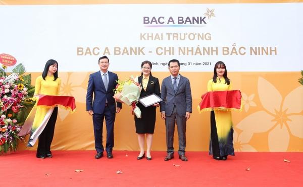 bac a bank joins financial market in bac ninh