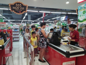growing purchasing power buoyed up retail stores