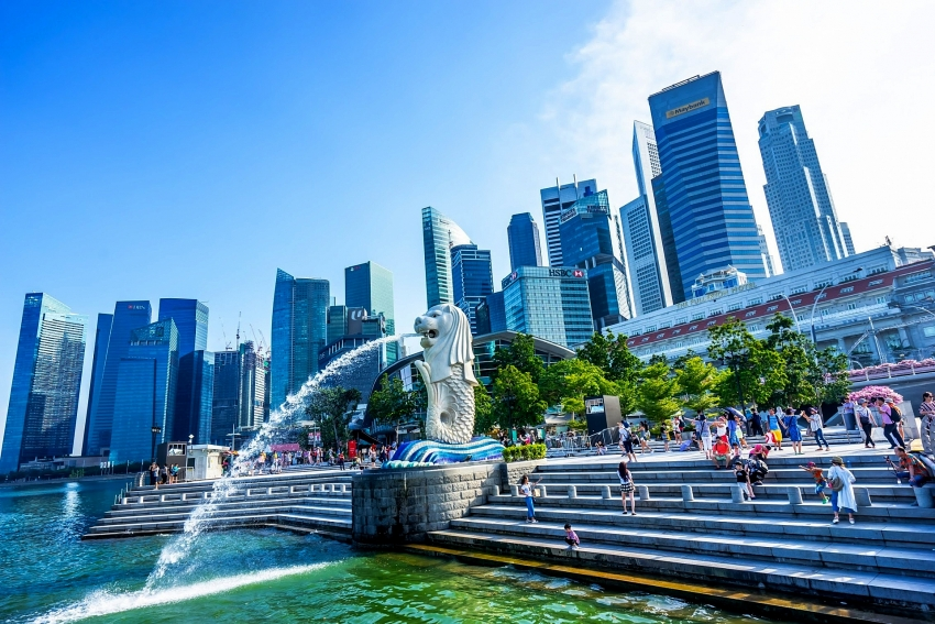 applying e solutions from singapore