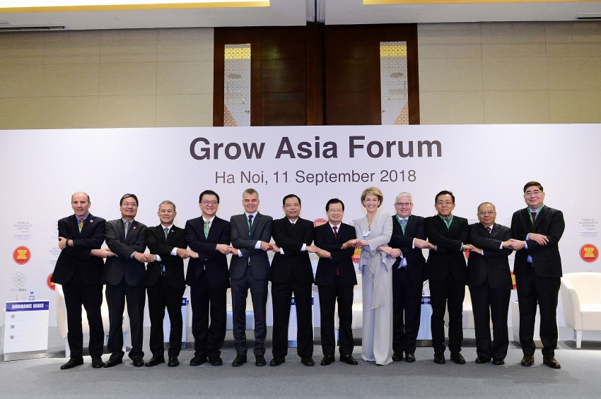 agriculture leaders call for asean food system to embrace industry 40