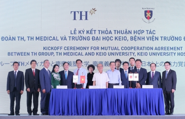 th group kick starts construction of high tech medical complex