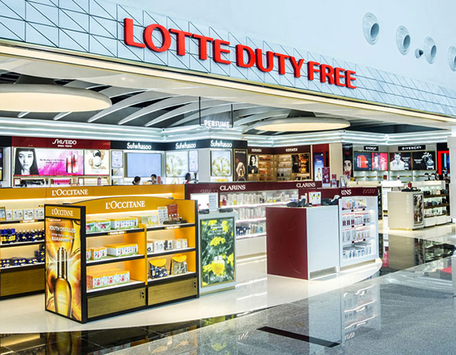 Lotte taps Vietnam with new retail models