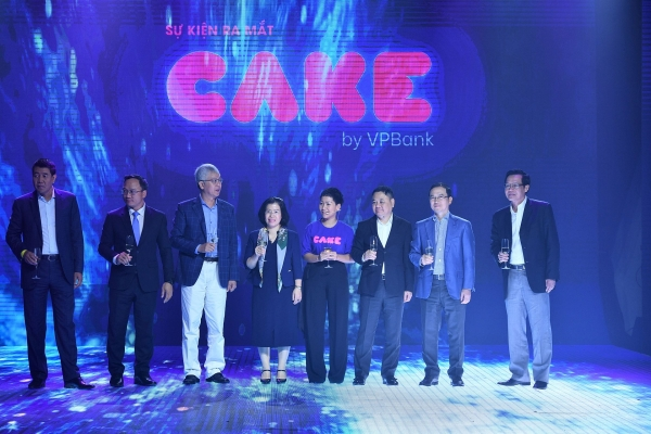 be group partnering up with vpbank to launch cake digital bank