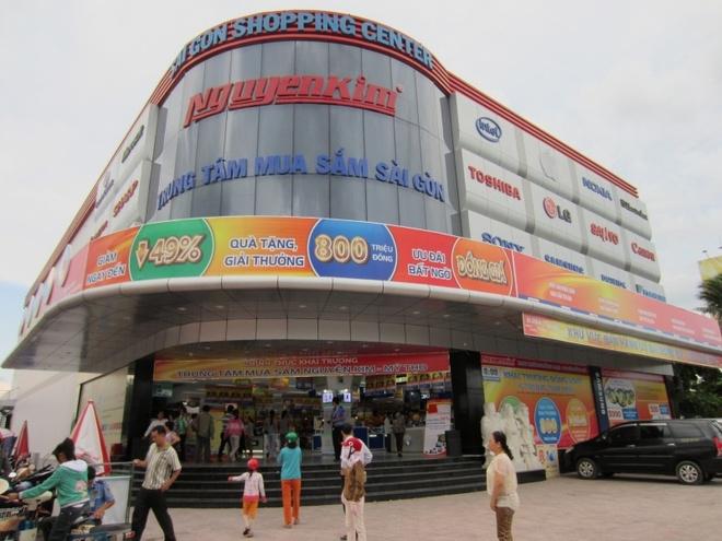 Central Group spends over $100 million on full takeover of Nguyen Kim