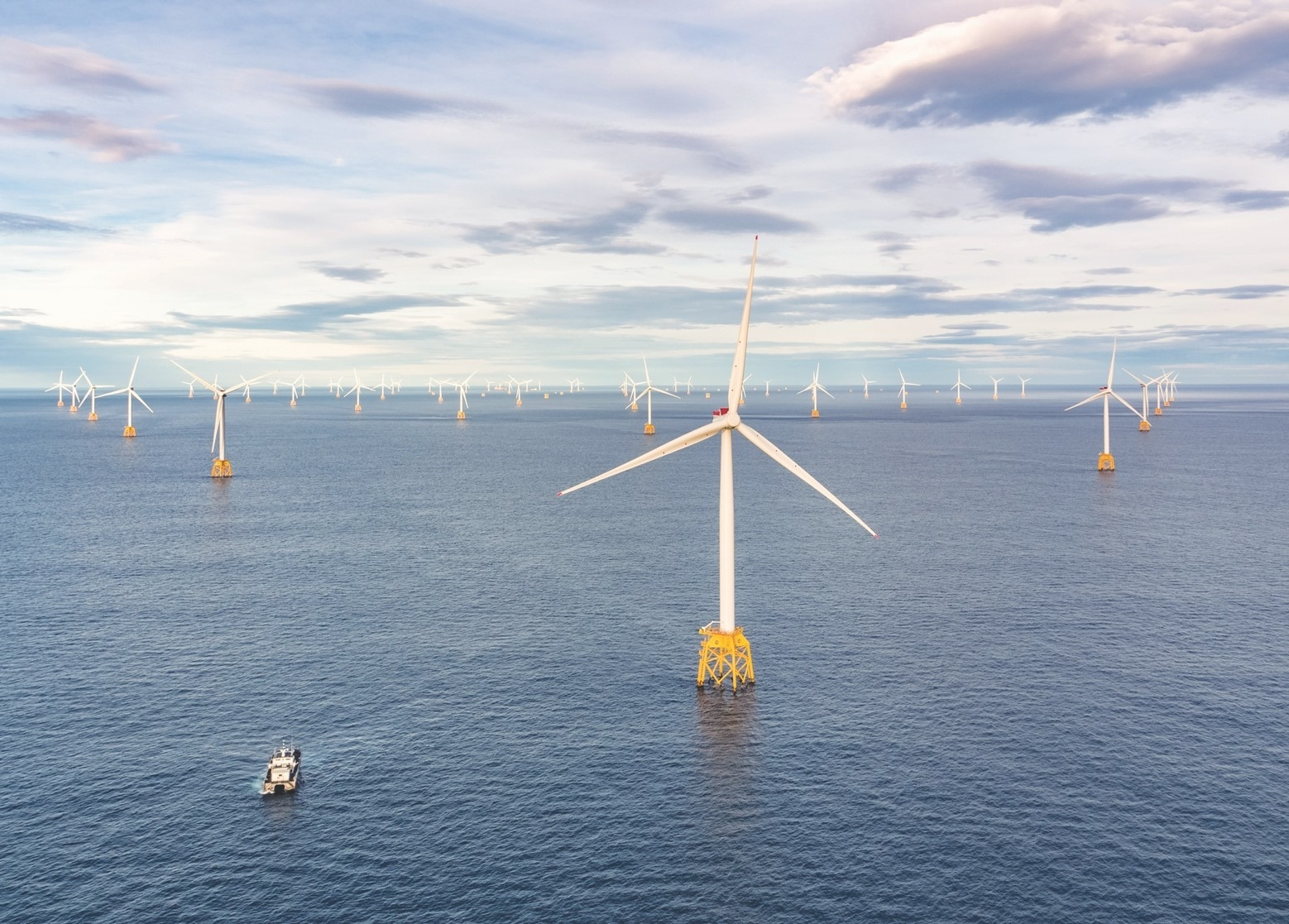 la gan offshore wind farm to create thousands of jobs