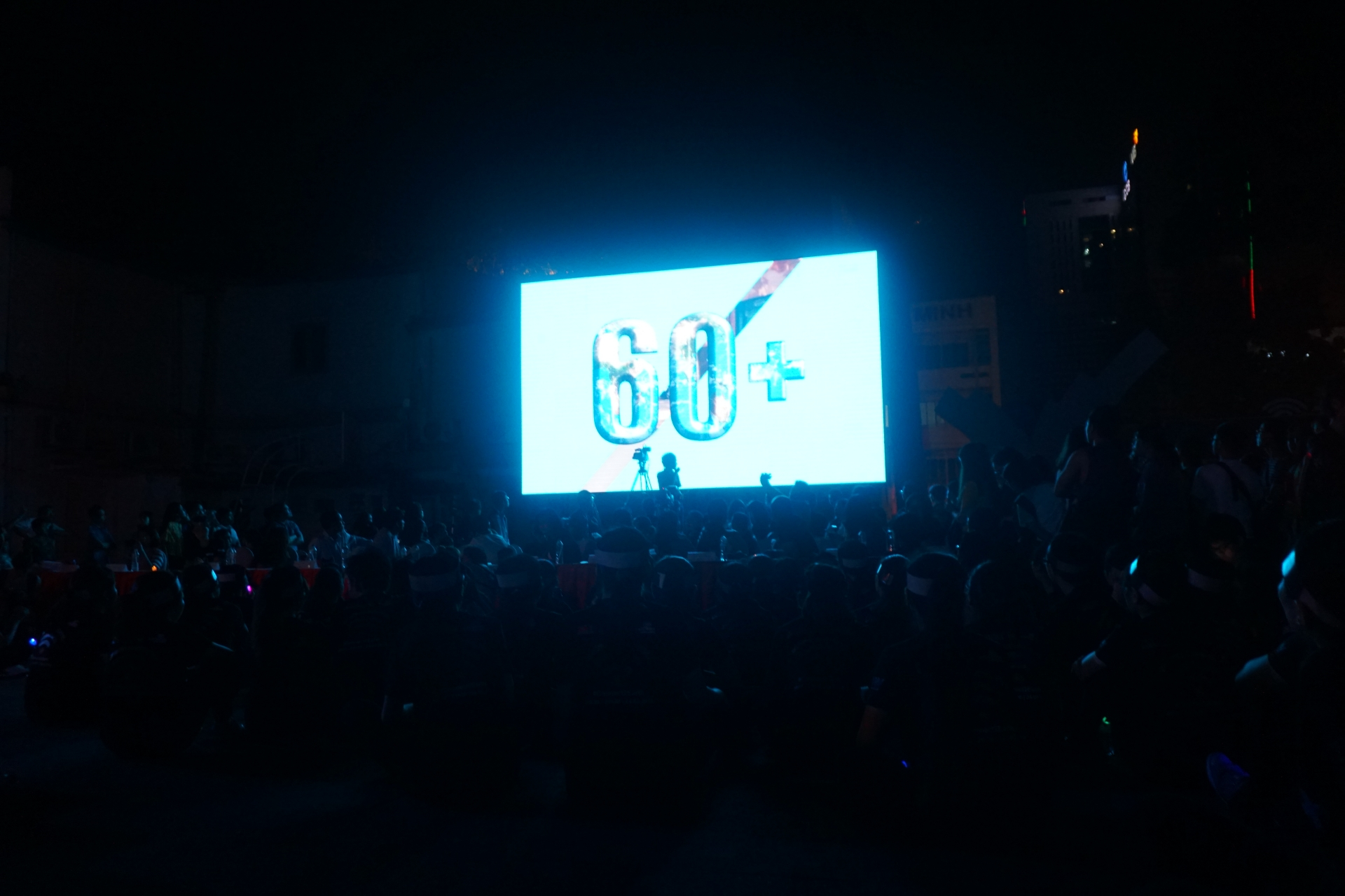 ho chi minh city celebrates the 10th anniversary of earth hour program in vietnam