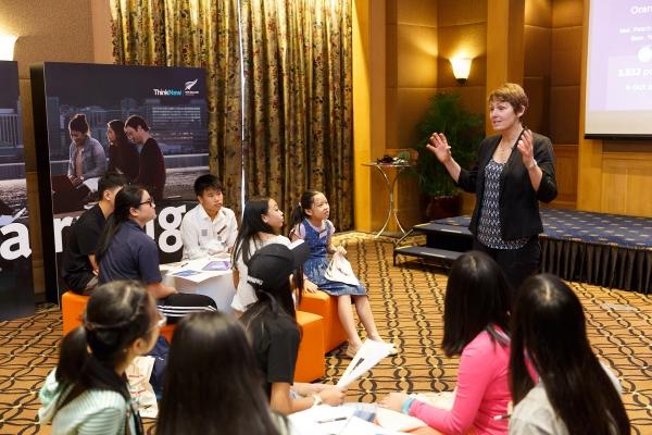 education new zealand fairs come to ho chi minh city and hanoi