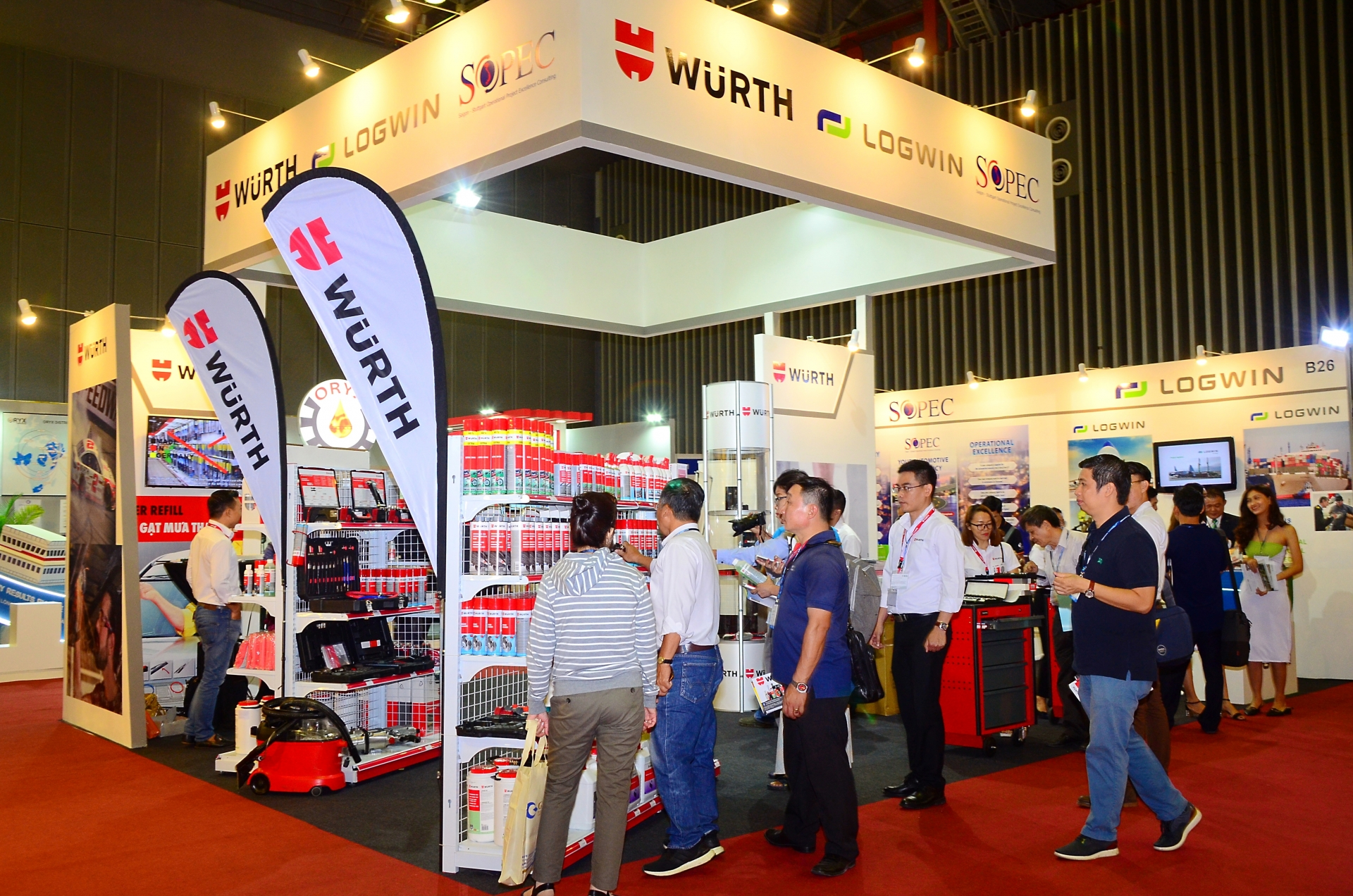 automechanika ho chi minh city opens for 2019