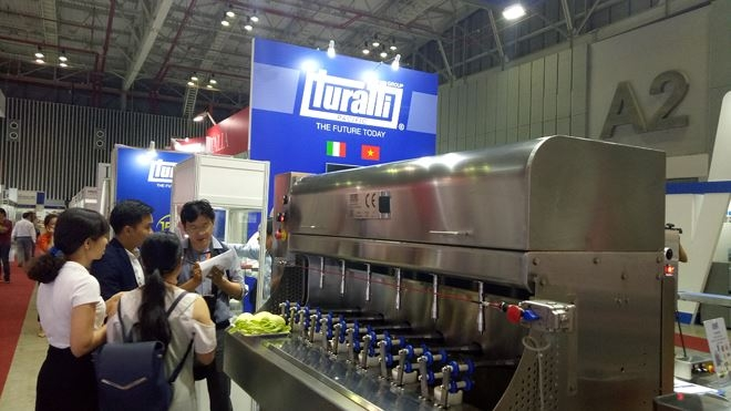 italian equipment suppliers keen on local packaging market
