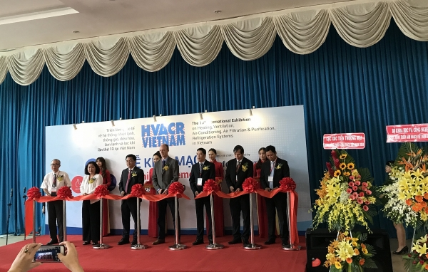 hvacr vietnam kicked off in ho chi minh city