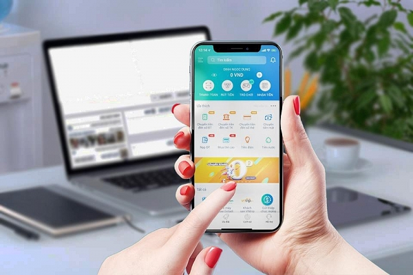 e wallet services start to gain momentum in vietnam