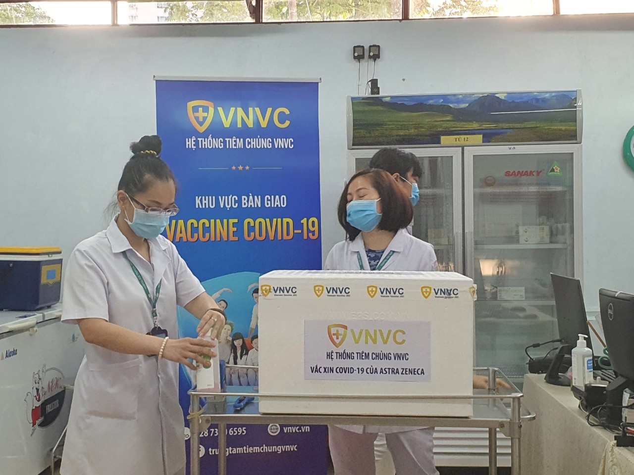 vietnam officially begins vaccination for citizens