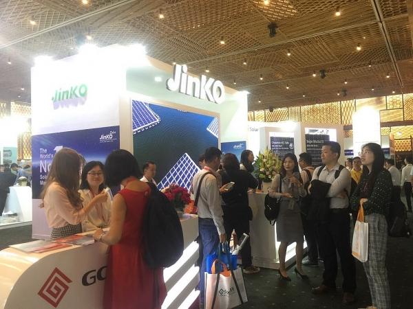 international expos drive development of renewable energy in vietnam
