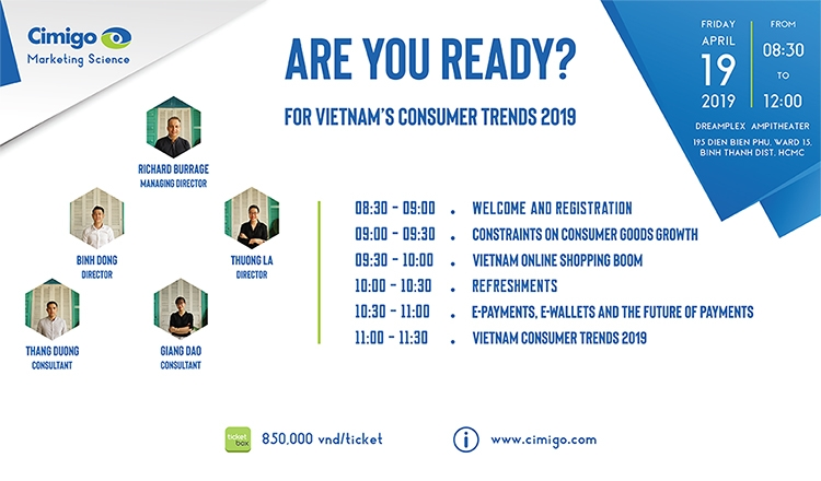 vietnam consumer trends 2019 seminar on horizon