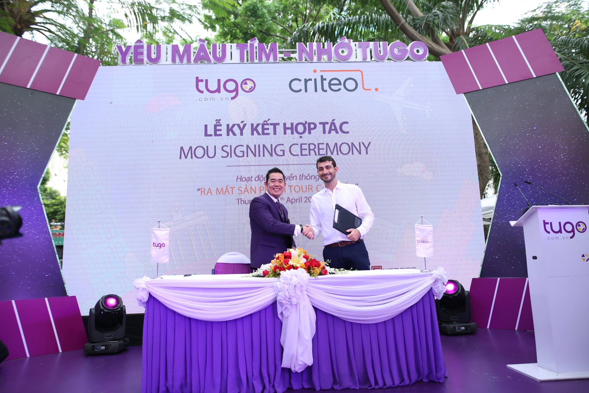 criteo teams up with tugo and five asia pacific airlines