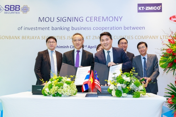 sbbs and ktz to provide corporate advisory services to asean clients
