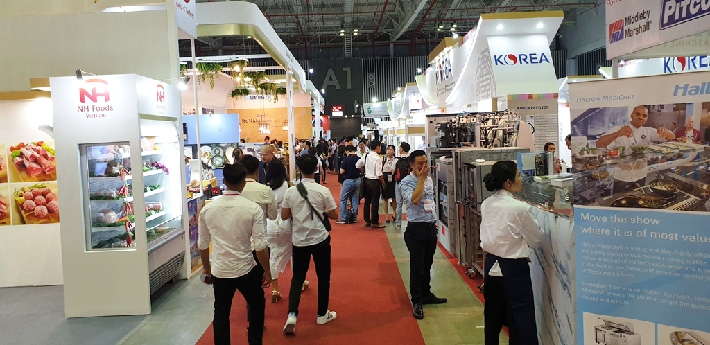 food hotel vietnam 2019 showcases latest culinary trends