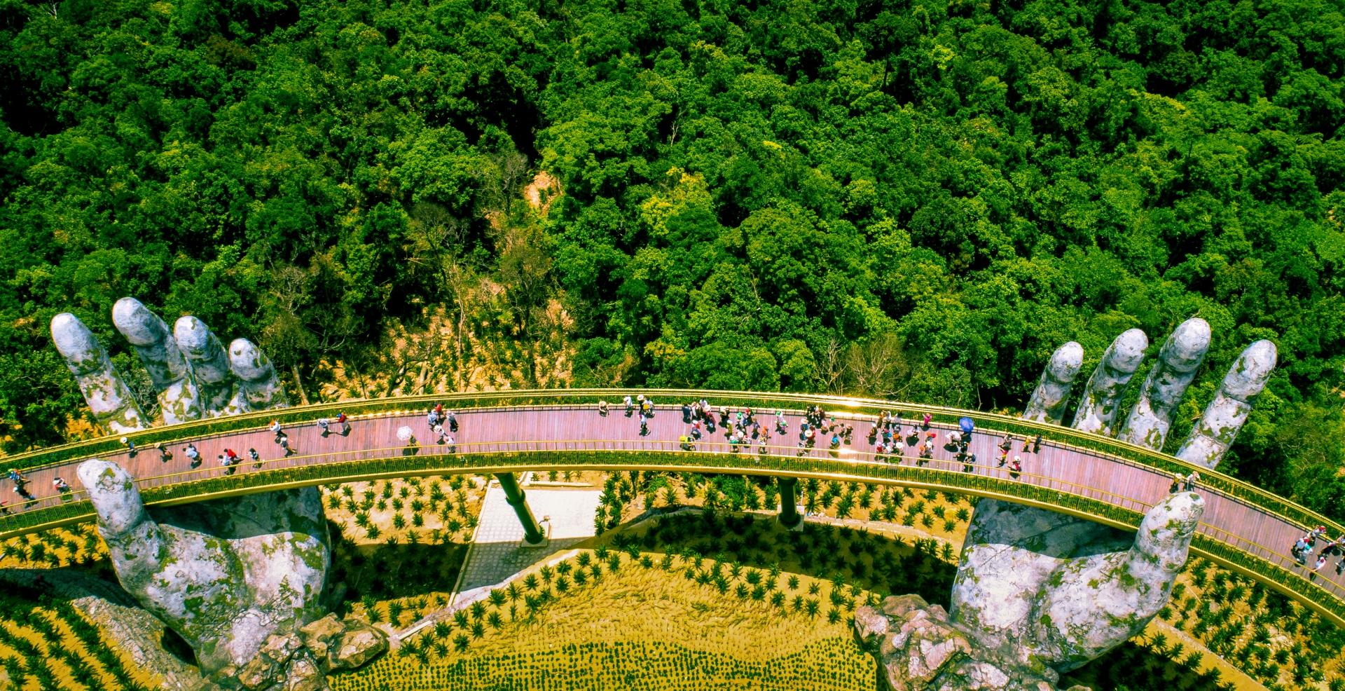 sun group putting ba na hills on global tourism map