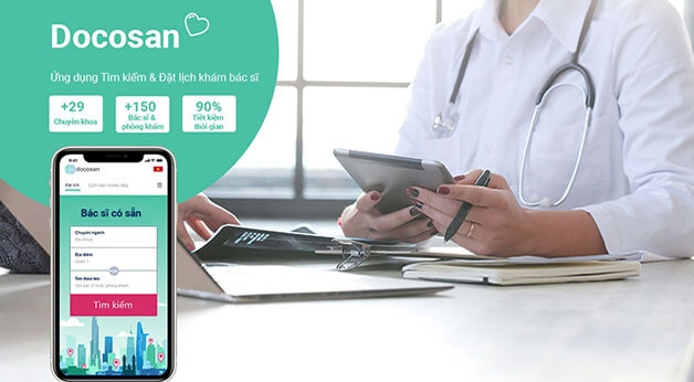 appworks leads 1 million round in vietnamese healthcare booking app docosan