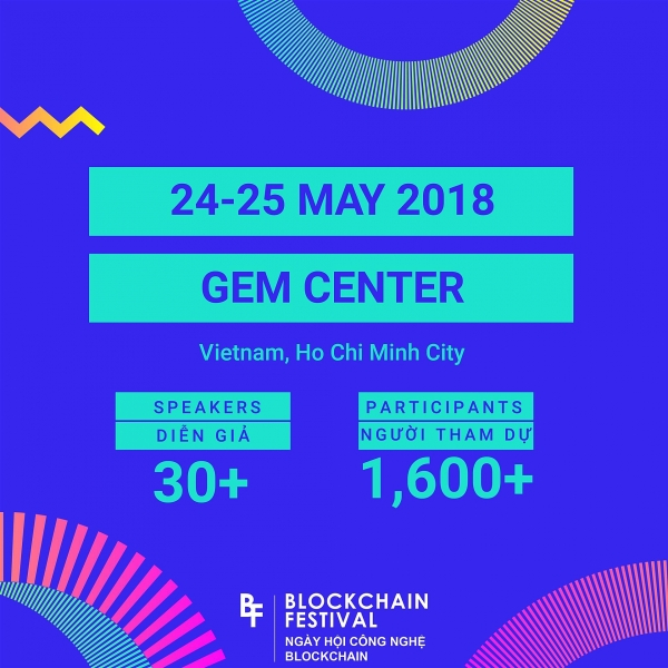blockchain festival vietnam 2018 kicks off next week