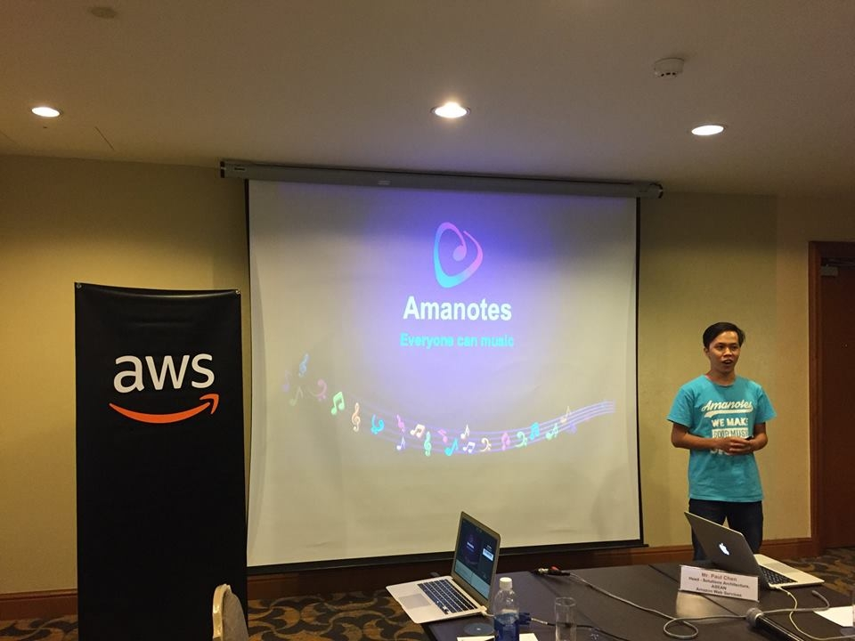 amazon web services stands behind vietnamese startup community
